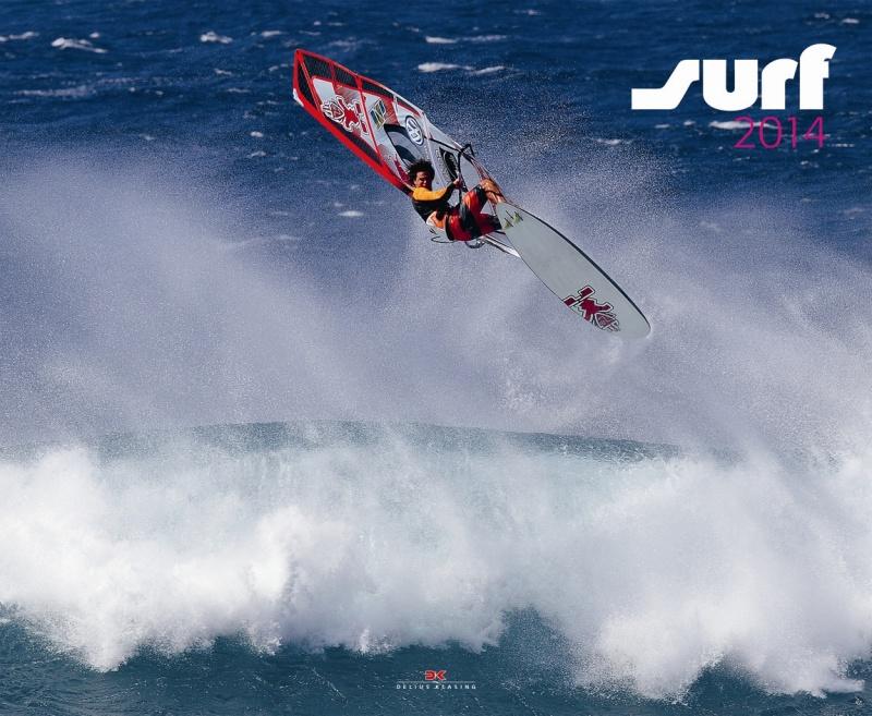 SURF-Kalender 2014 : Delius Klasing Verlag